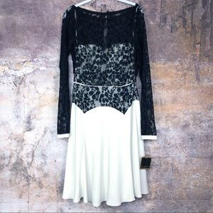 NEW Rachel Roy lace dress Sz 8